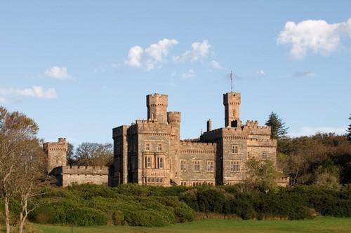 Στορνογουέϊ (Νησί Λιούις): Lews Castle. Kολέγιο ανώτερης εκπαίδευσης. Στορνογουέϊ. Νησί Λιούϊς. Σκωτία. Αγγλία.