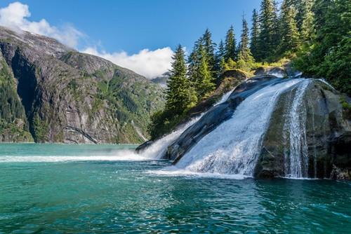 Εξερεύνηση στην Αλάσκα (19Cun37) - Τρέϊσι Αρμ Φιορδ