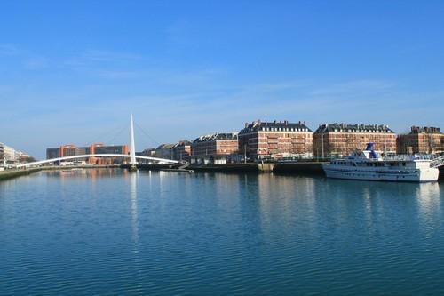Χάβρη (Παρίσι): Χάβρη. Αστική ναυτική πόλη στη Νορμανδία. Γαλλία.