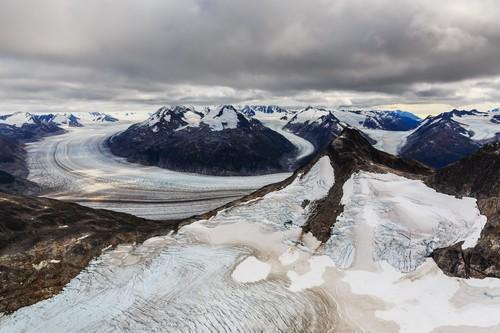 Χάϊνες Σκαγκουέϊ ( Αλάσκα ): Χάϋνες. Σκάγκγουέϊ. Ο κόλπος των Παγετώνων. Αλάσκα. ΗΠΑ.