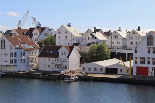 Χάουγκεσουντ: Η πόλη της Χάουγκεσουντ. Νορβηγία.