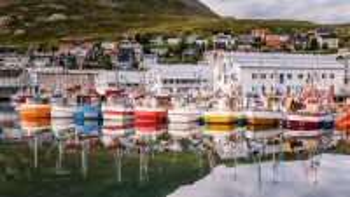 Χόνινγκσβαγκ (Βόρ. Ακρωτήριο): Χόννινγκβανγκ. Στο βορειότερο σημείο της Ευρώπης. Νορβηγία.